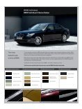 BMW 5 Series Sedan Price and Options - Page 7