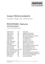Rockpanel Natural - Inopan