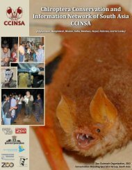 Chiroptera - Zoo Outreach Organisation