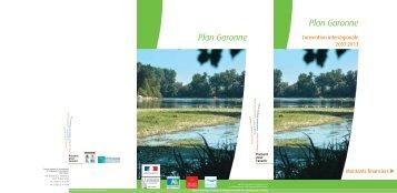 U2235- plan garonne couv-2.indd - DREAL Midi-Pyrénées