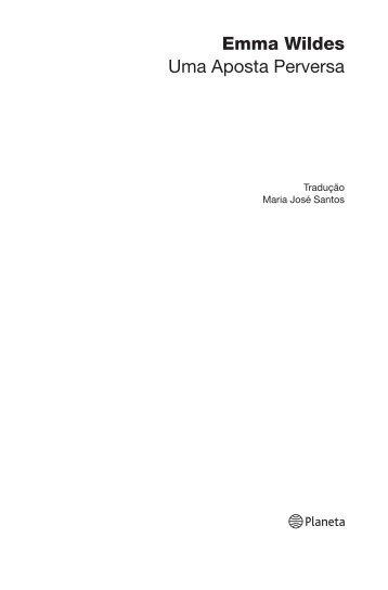 Uma Aposta Preversa - Booket - Planeta