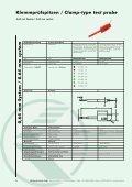 Klemmprüfspitzen / Clamp-type test probe - AlHof - Seite 4