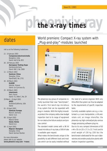 the x-ray times - Phoenix|x-ray