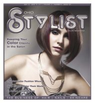 May - Stylist and Salon Newspapers