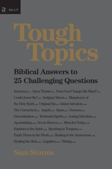 Download a PDF of the excerpt - Crossway
