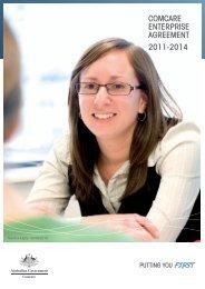 Comcare Enterprise Agreement 2011-2014