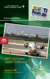 2008 Washington Update Conference - Troutman Sanders LLP
