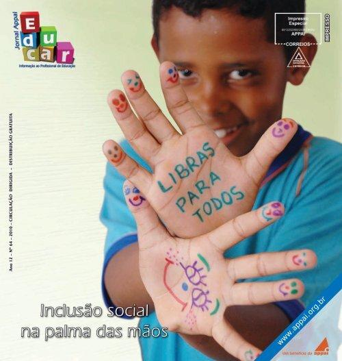Inclusão social na palma das mãos - Appai