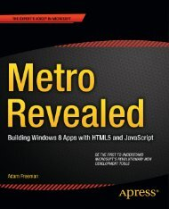 Metro Revealed - Download Center - Microsoft