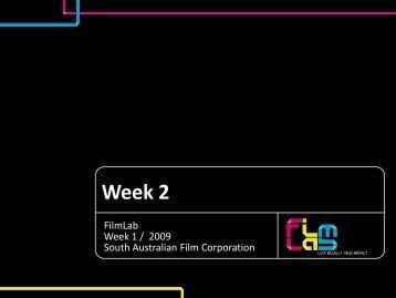 Week 2 - FilmLab