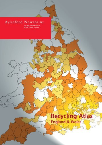 Recycling Atlas: England & Wales - Aylesford Newsprint