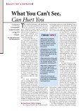 What You Can't See, Can Hurt You - Phoenix|x-ray - Page 2
