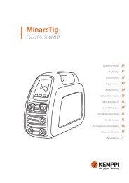 Minarc Tig 200 Evo Manual - Rapid Welding and Industrial Supplies ...