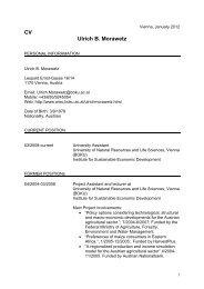 CV Ulrich B. Morawetz - Boku