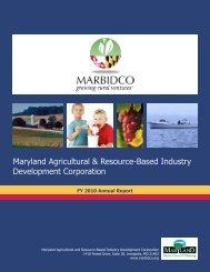 2010 Annual Report - marbidco