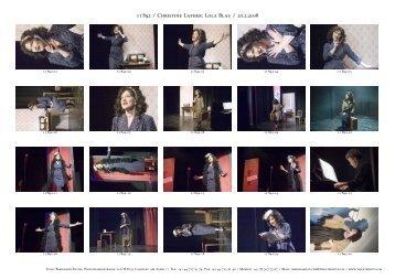 11'892 / Christine Lather: Lola Blau / 20.2.2008 - Fuchs, Bernhard