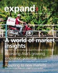 Client magazine - DKSH.com