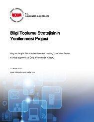 Bilgi ve İletişim Teknolojileri Destekli Yenilikçi Çözümler Küresel ...