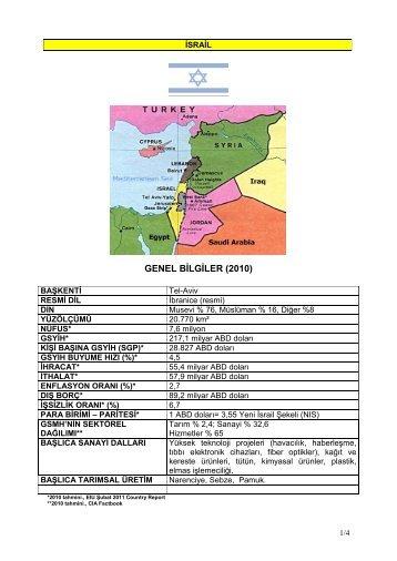 genel bġlgġler