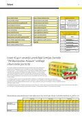 Isover, Isotec, Vario, Gyproc, Ecophon u.c. materiālu jaunais ... - Page 3