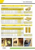 Isover, Isotec, Vario, Gyproc, Ecophon u.c. materiālu jaunais ... - Page 6