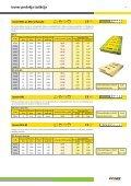 Isover, Isotec, Vario, Gyproc, Ecophon u.c. materiālu jaunais ... - Page 7