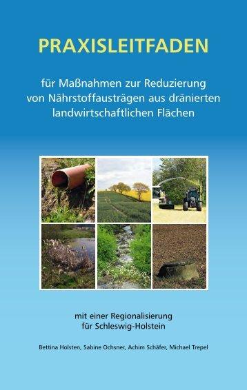 PRAXISLEITFADEN - Institut für Ökosystemforschung - Christian ...