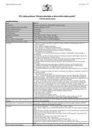 Būvdarbu tehnoloģija un darba drošība (studiju projekts)