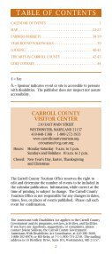 here - Carroll County Department of Economic Development - Page 3