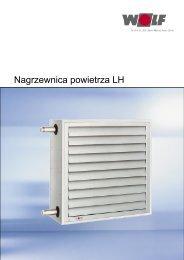 Nagrzewnica powietrza LH PDF - ALPAT