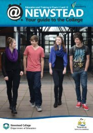 Newstead - Tasmanian Academy