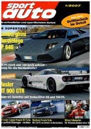 SportAuto - DCMS GmbH
