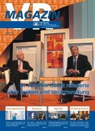 Dr. Joachim Gauck referierte über Freiheit und Verantwortung Dr ...
