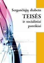 Sergančiųjų diabetu teisės - Lietuvos diabeto asociacija