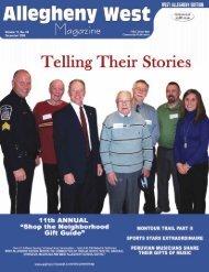 December 2009 - Allegheny West Magazine