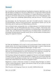 Vorwort/Inhalt - Kirschbaum Verlag Gmbh
