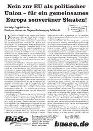 PDF herunterladen - BüSo