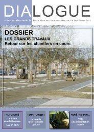 Dialogue N°56 - Février 2011 - Ville de Castelsarrasin