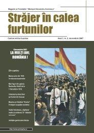Nr.2 - 1 decembrie 2007 - LA MULŢI ANI, ROMÂNIA!