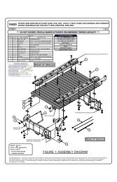 Installation Instructions - American RV Company