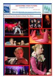 13 October 2012 Week 46 [pdf, 4 MB] - Katoomba High School