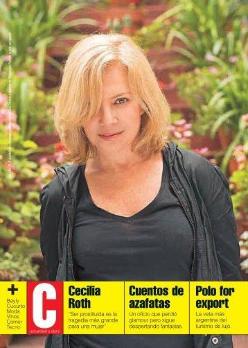 Cuentos de azafatas Polo for export Cecilia Roth - Crítica