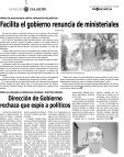 ESCRIBEN JAVIER PéREZ ROBLES - SEMANARIO LA GACETA - Page 4