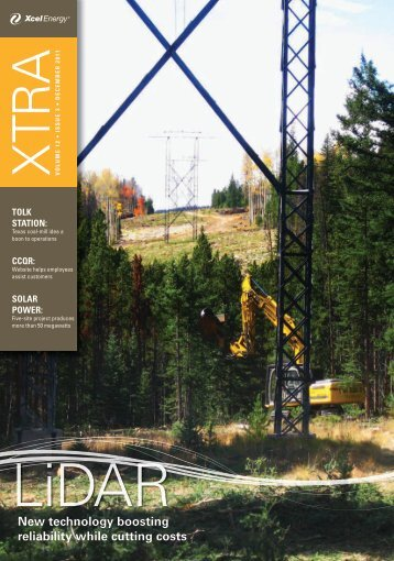 December 2011-Volume 12-Issue 3 - Xcel Energy