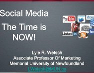 Lyle R. Wetsch Associate Professor Of Marketing ... - FEI Canada