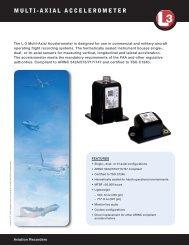 MKT045_Accelerometer.. - L-3 Aviation Recorders