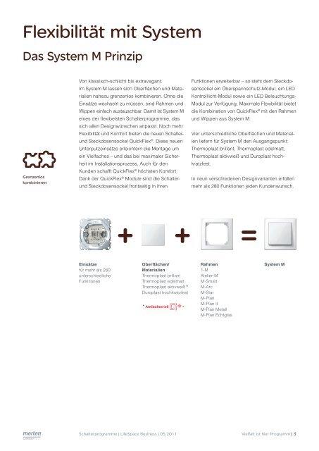 System M - Merten