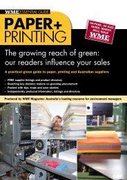 paper+ - WME magazine
