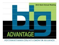 Alliance Semi-Annual Meeting Presentation - Council Bluffs Area ...