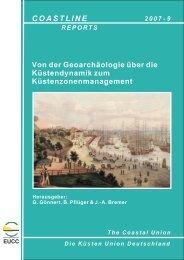Coastline Reports 9 (2007) - Küsten Union Deutschland